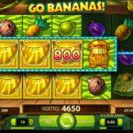 Go Bananas - slotti