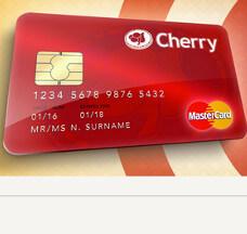CherryCasinon VIP:eille oma Prepaid MasterCard