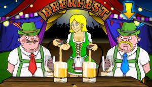 Beer Fest -nettiraaputusarpa - Gamble Generation
