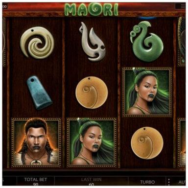 maori kolikkopeli endorphinalta
