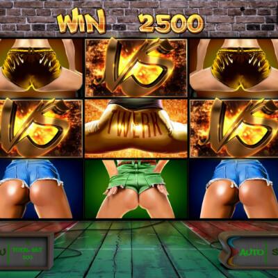 Twerk-kolikkopeli - Gamble Generation