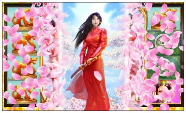 sakura fortune -slotti quickspiniltä