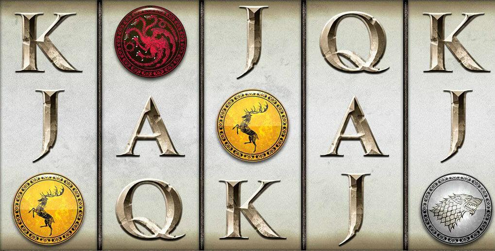 Game of Thrones -slotti