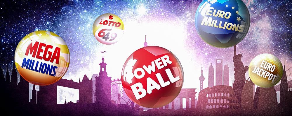 Testaa lotto netissä Cherry Casinolla ja nappaa kymmenien miljoonien eurojen voitot