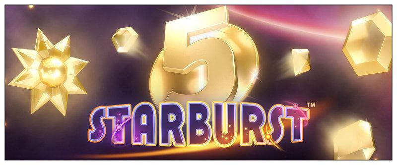 NetEntin legendaarinen kolikkopeli Starburst täyttää 5 vuotta