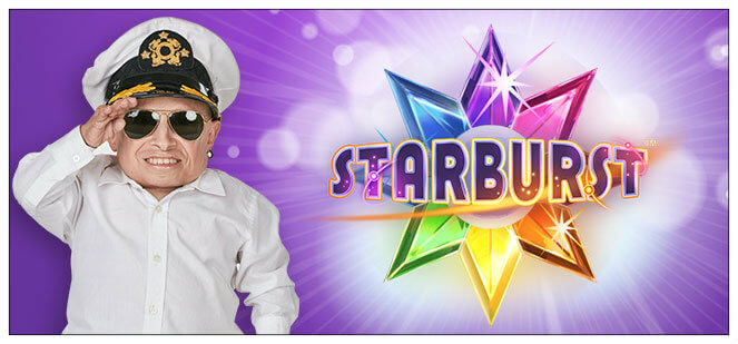 BGO Casino: 200 ilmaiskierrosta Starburstiin