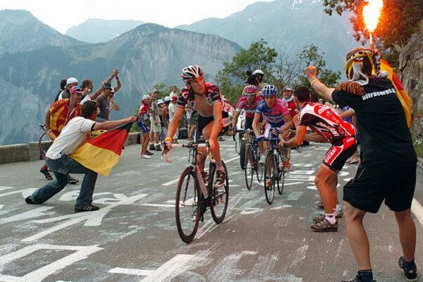 Bonuksia ja kasinokisoja Tour de France -hengessä