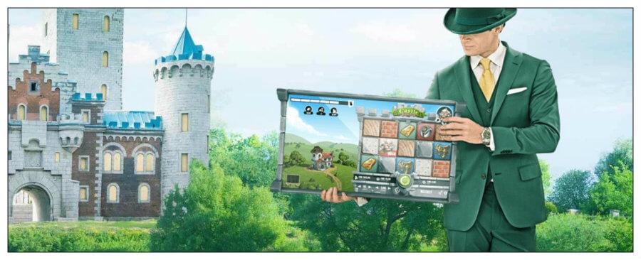 Voita rahaa pelaamalla Vastle Builder II -peliä Mr Green Casinolla