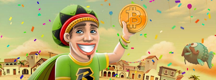 Bob Casino - pelaa bitcoineilla netissä