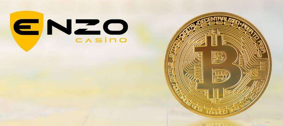 Enzo Casino - bitcoin maksutapana
