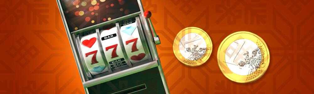 Peliautomaatti ja euroja casinolla - katso parhaat kasinotarjoukset - Gamble Generation