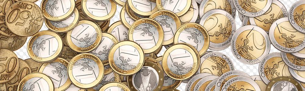 Euron kolikoita - talleta casinolla