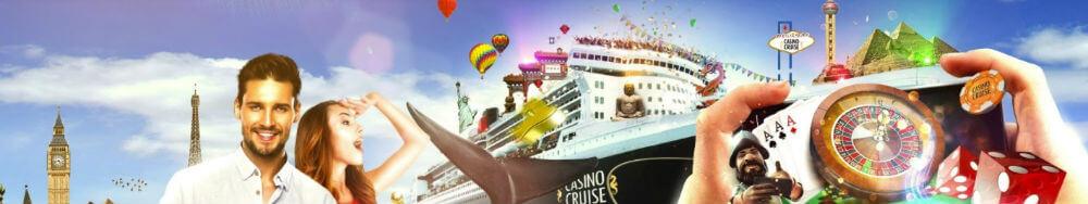 Suomalainen voitti 160 000 € Casino Cruise -nettikasinolla