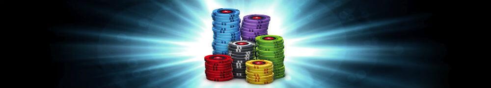 Pelaa pokeria netissä Pokerstarsilla ja lunasta tervetulotarjous nettipokeriin