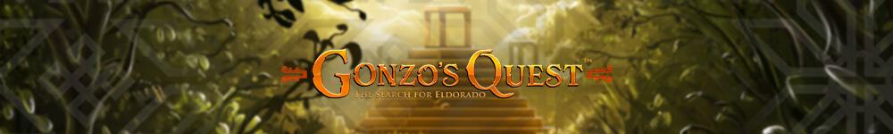 Gonzo's Quest kolikkopelin tunnuskuva