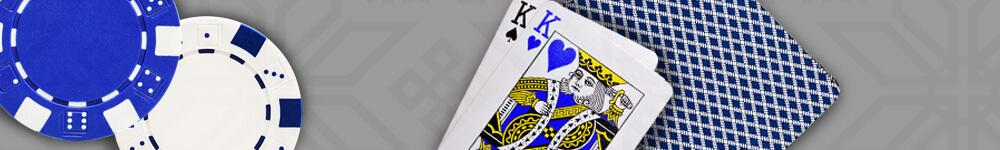 Pelimerkkejä ja pelikortteja