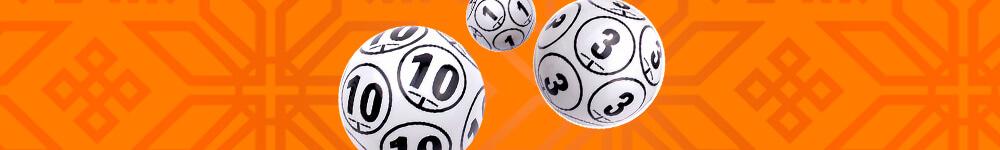 Kolme bingopalloa