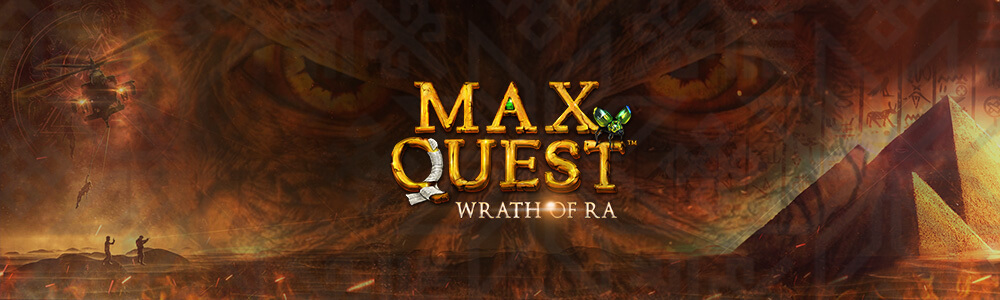 Betsofts's Max Quest slot logo